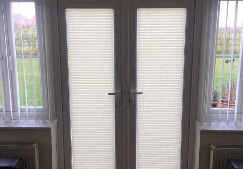 Sew Special Pleated Blinds