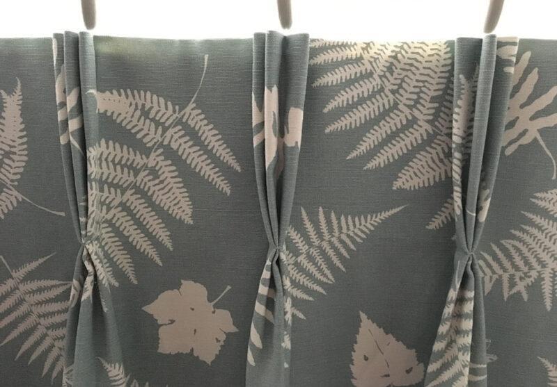 Sew Special Soft Furnishings Heading Triple Pleat