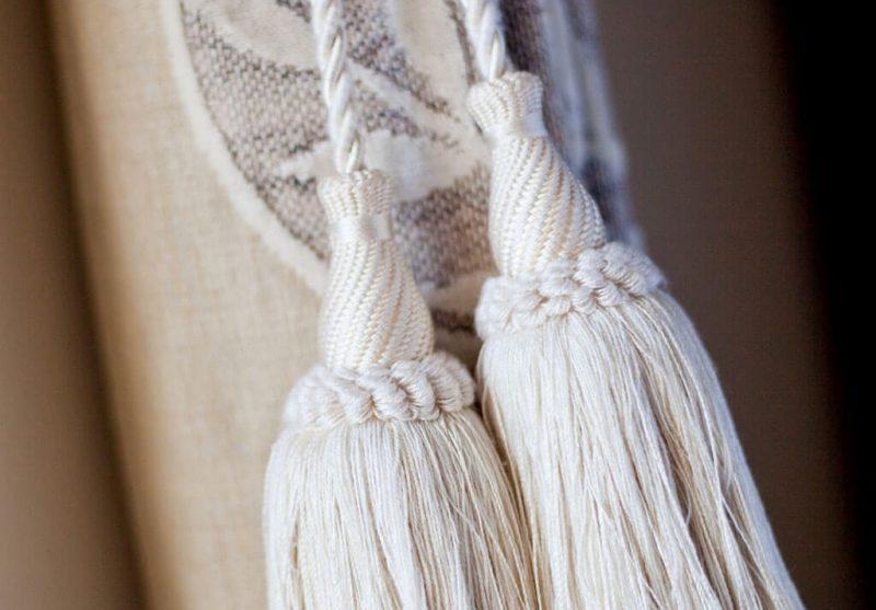 Sew Special Soft Furnishings Tiebacks 01